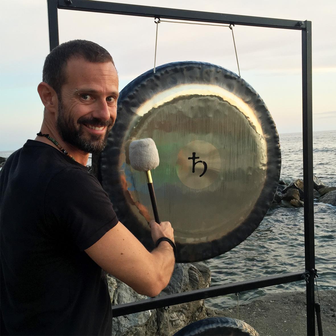 Alessandro Curradi Direttore Didattico OM Resonance