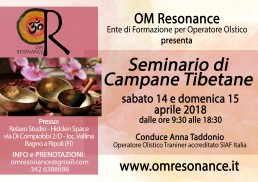 campane tibetane firenze om resonance